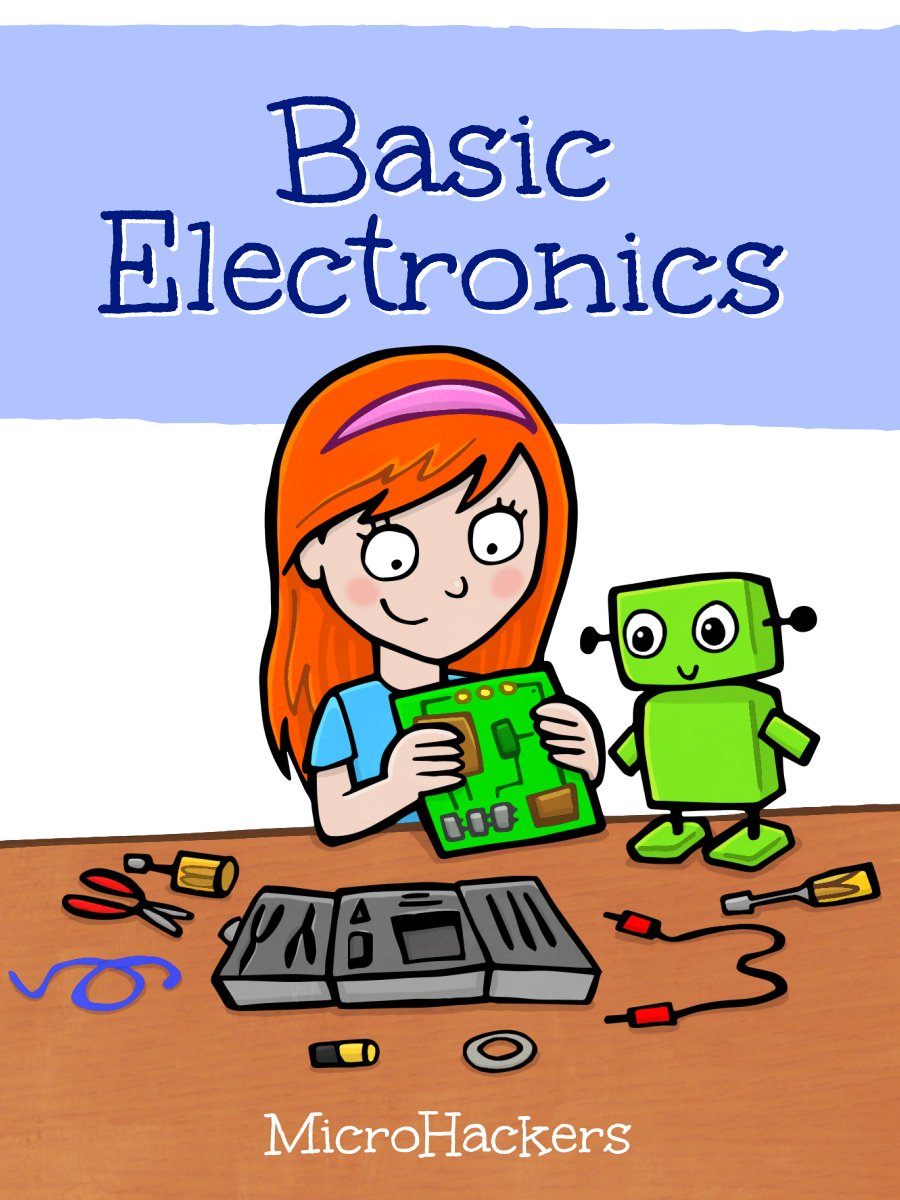 Microhackers Twitter How To Explain Basic Electronics For Kids 0 Replies 3 Retweets Likes