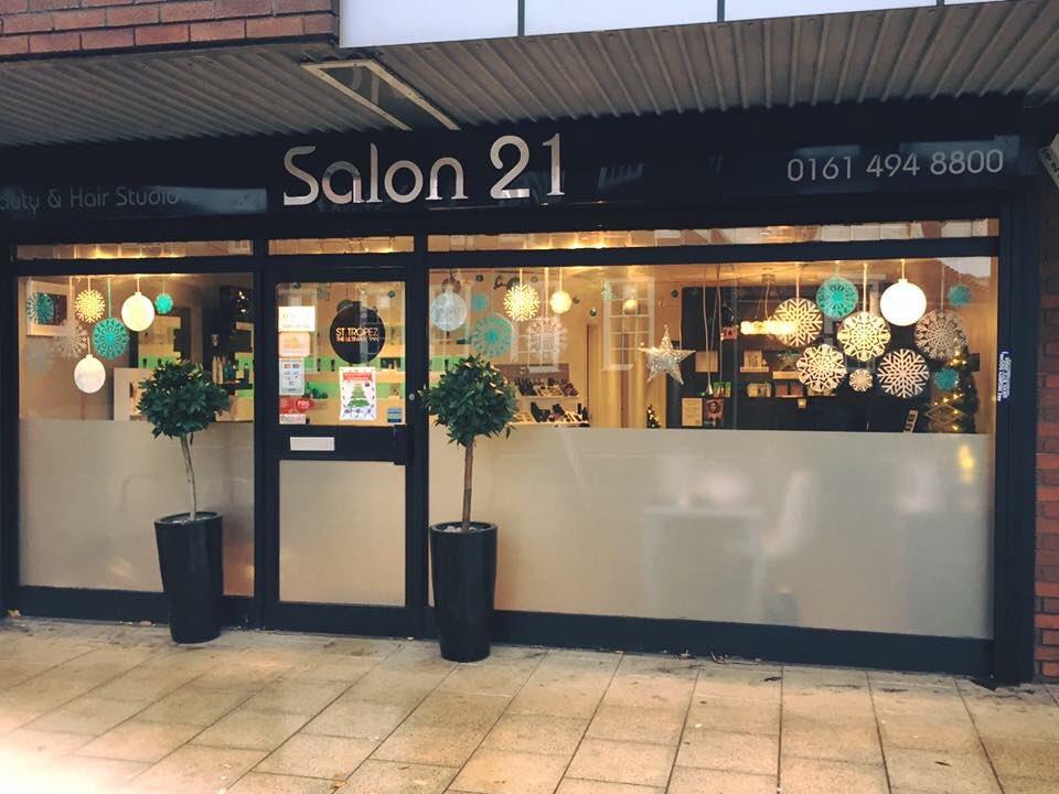 Salon 21 (@salon21_) | Twitter