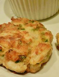 Chipotle Crab Cakes