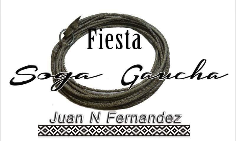 Fiesta de la soga gaucha en Juan Fernandez