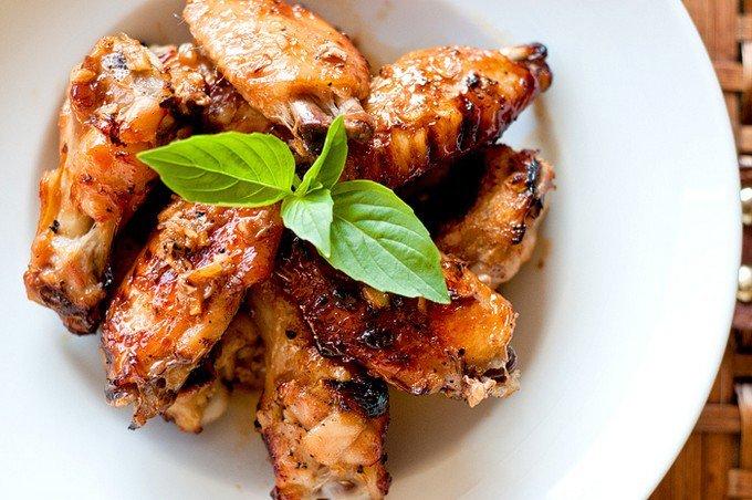 Рецепт крылышек баффало