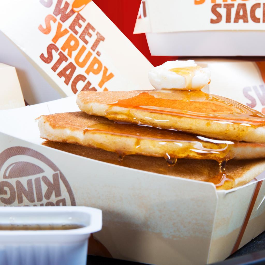 "Restaurants Italian Near Me: Burger King On Twitter: ""Three Large Pancakes For 89"