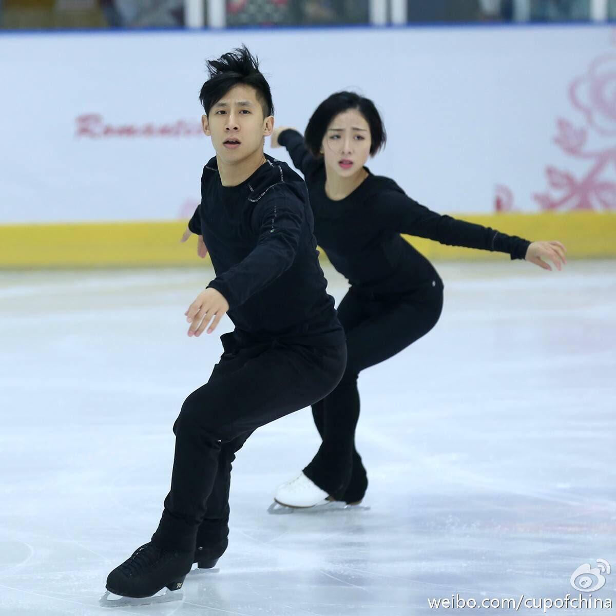 Вэньцзин Суй - Цун Хань / Wenjing SUI - Cong HAN CHN - Страница 3 CxEhIjBUUAE1HID