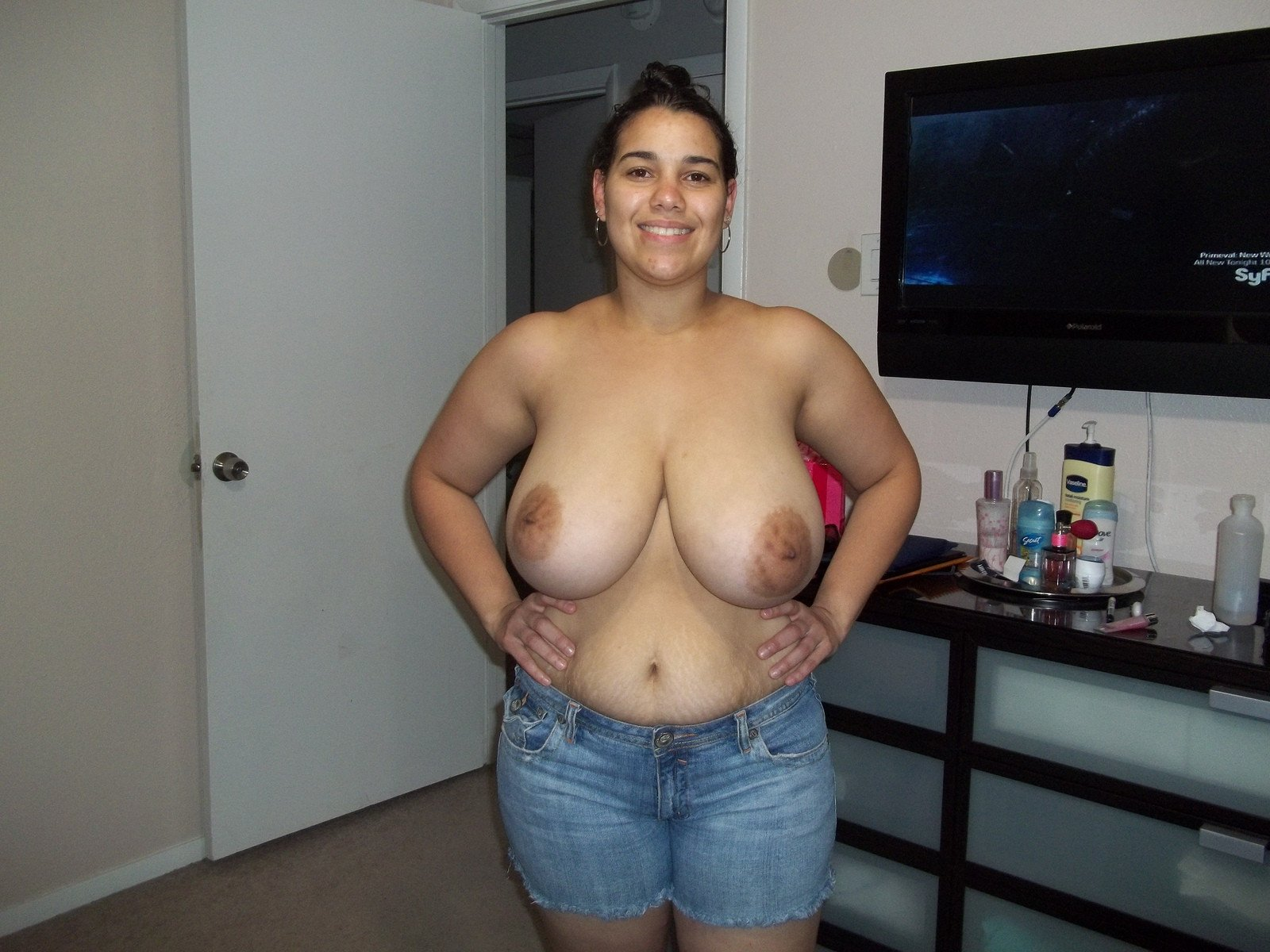 naked and chubby mexican bbw