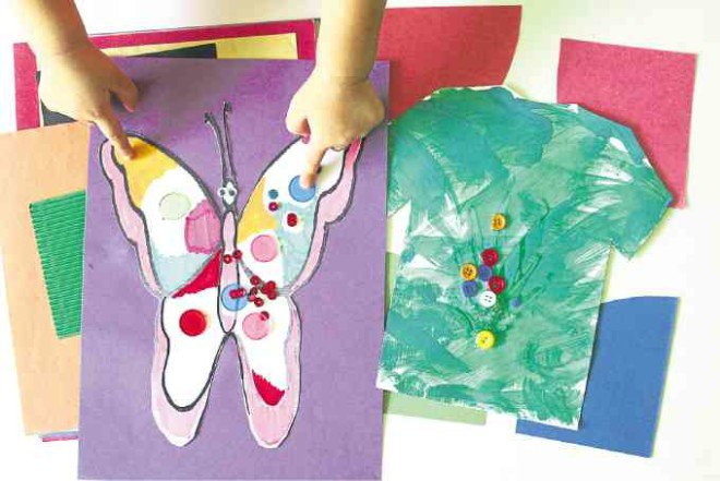 DIY crafts for the kids