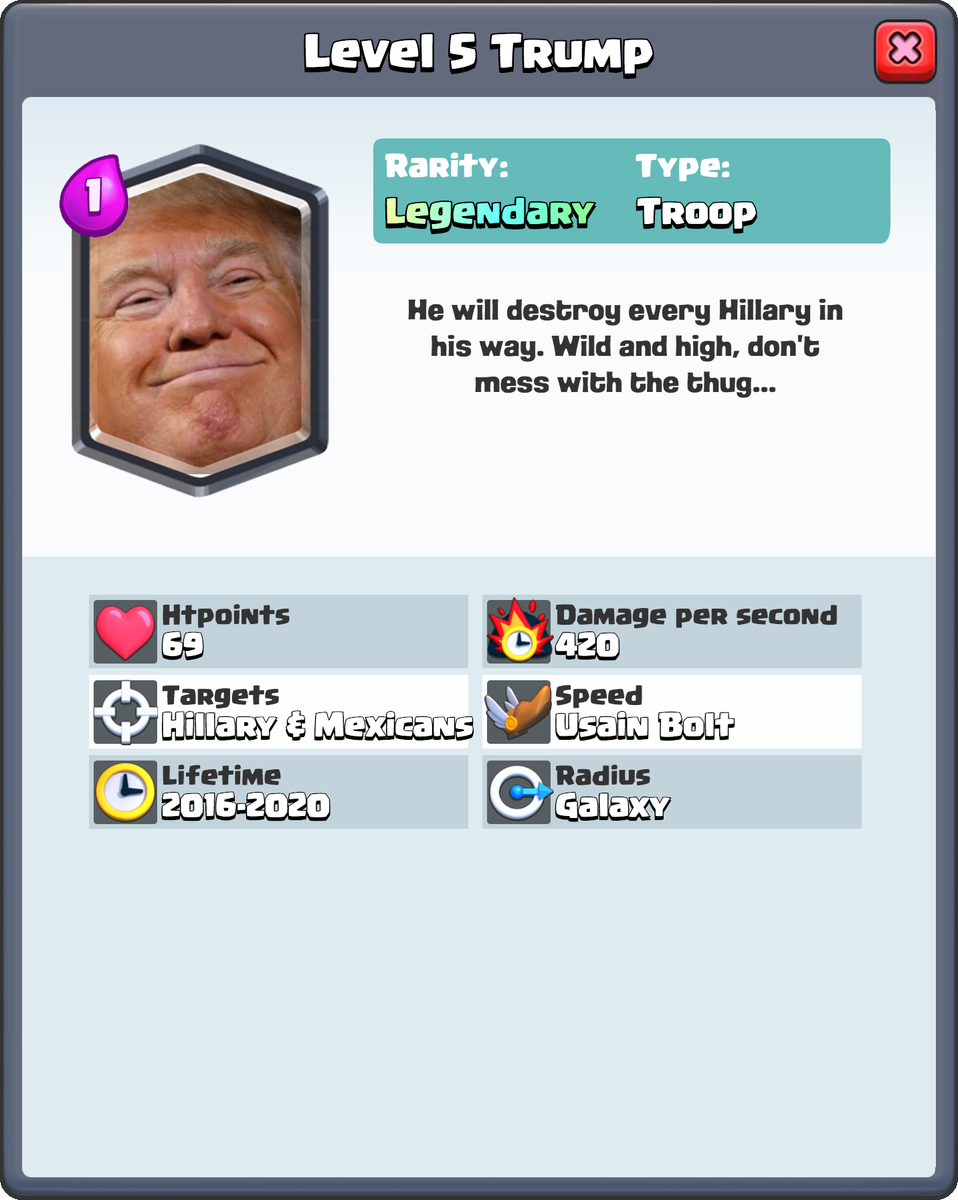how to create a card in clash royale card maker