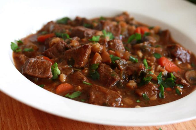 UNCLES STEW from the chef at
