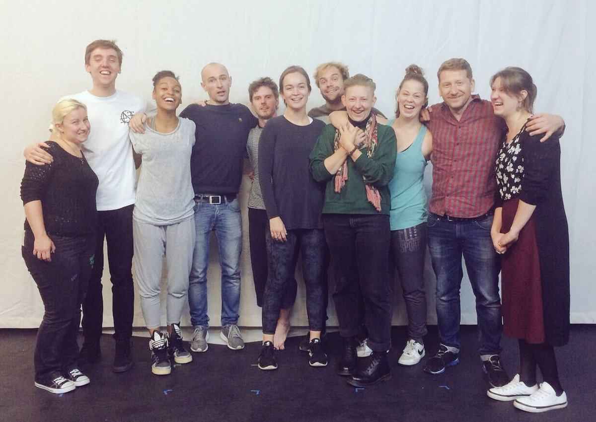 Albany Deptford, Arcola Theatre, Samantha Pearl and 2 others