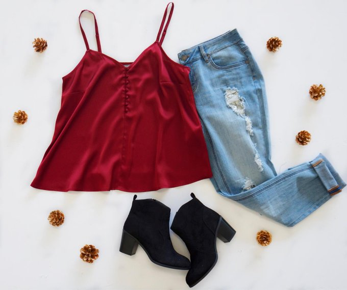 Saturday night out with the girls! ootd LovesickFashion Shop the look: