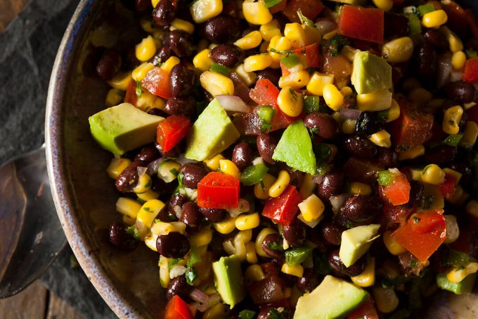 Homemade Texas Caviar - Kickin\' for ://
