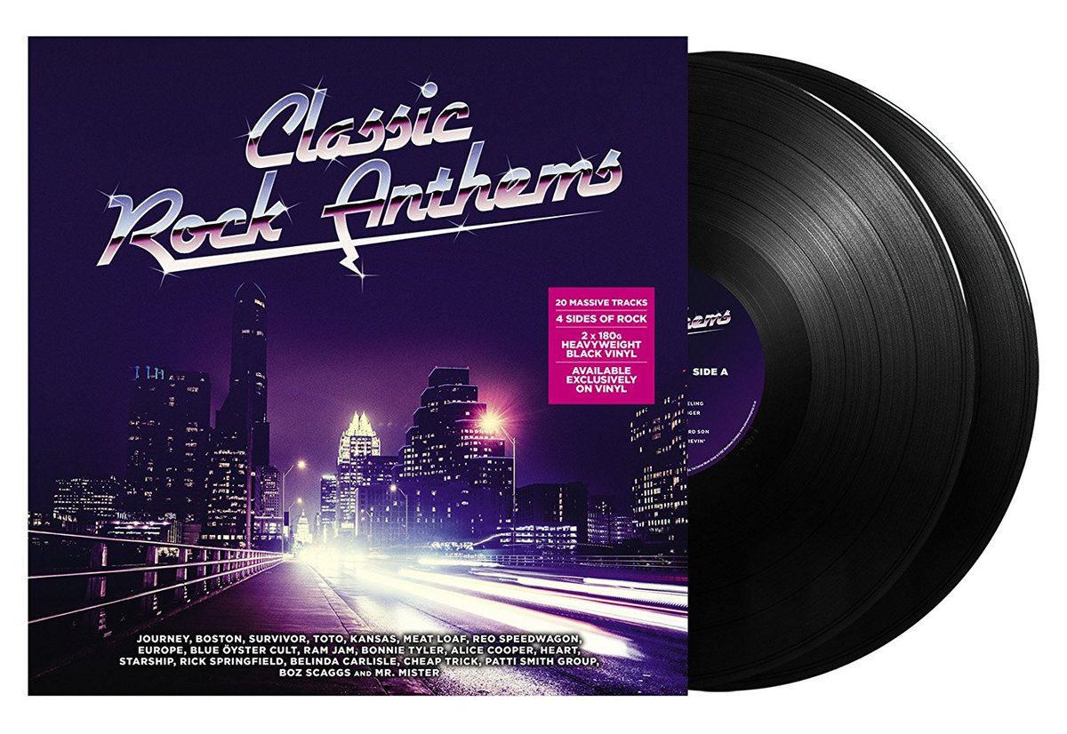 Classic Rock Vinyl Latest News Breaking Headlines And