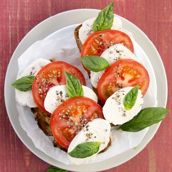 Impress w/ & Buffalo Mozzarella! here -> ://