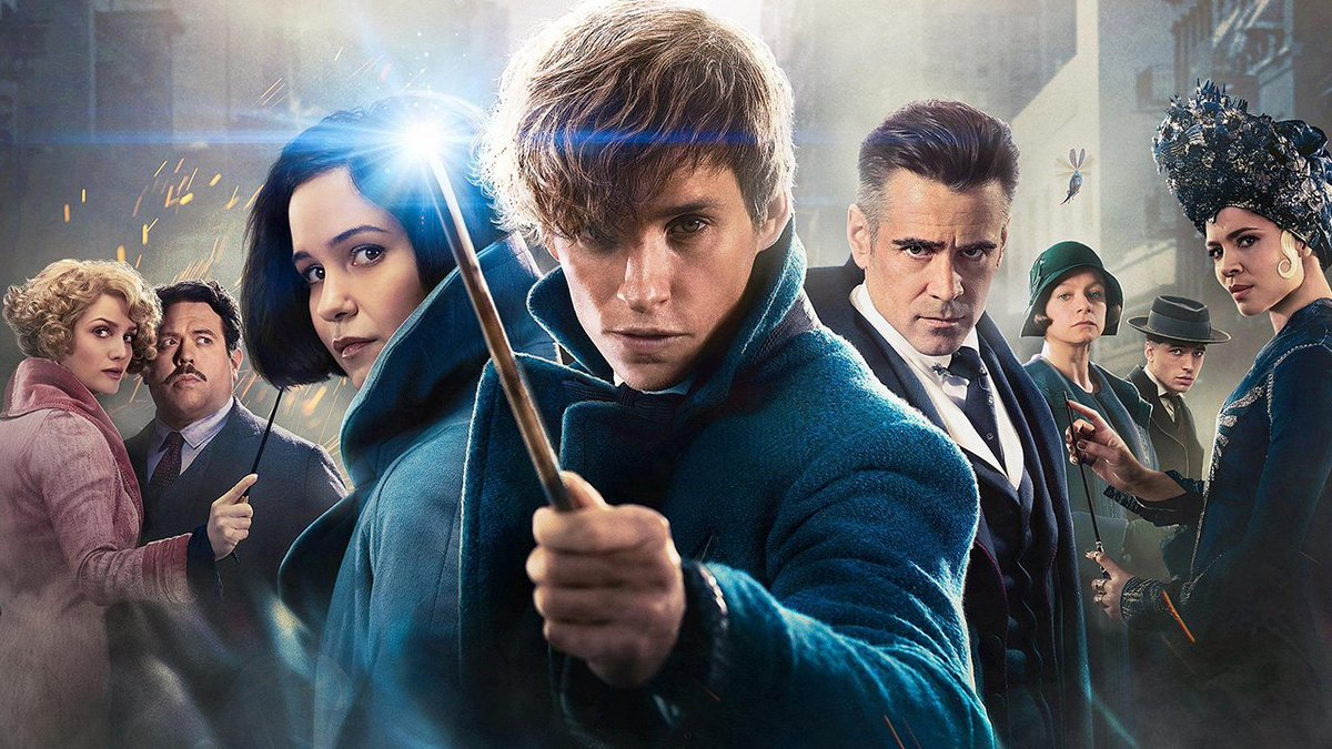 Fantastic Beasts and Where to Find Them, in lingua originale su Space Cinema.