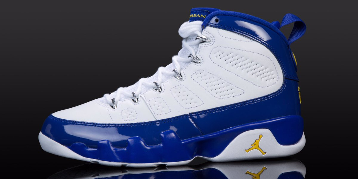 eea68dcde040f Champs Sports On Twitter Jordan Retro 9 Lakers Launches Next