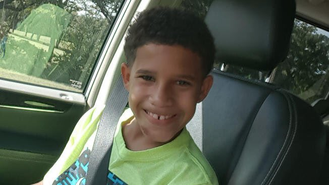 .@ArlingtonPD confirm 9yo Trey Ossenkop has been found. @NBCDFW https://t.co/qKQYwbcF2M