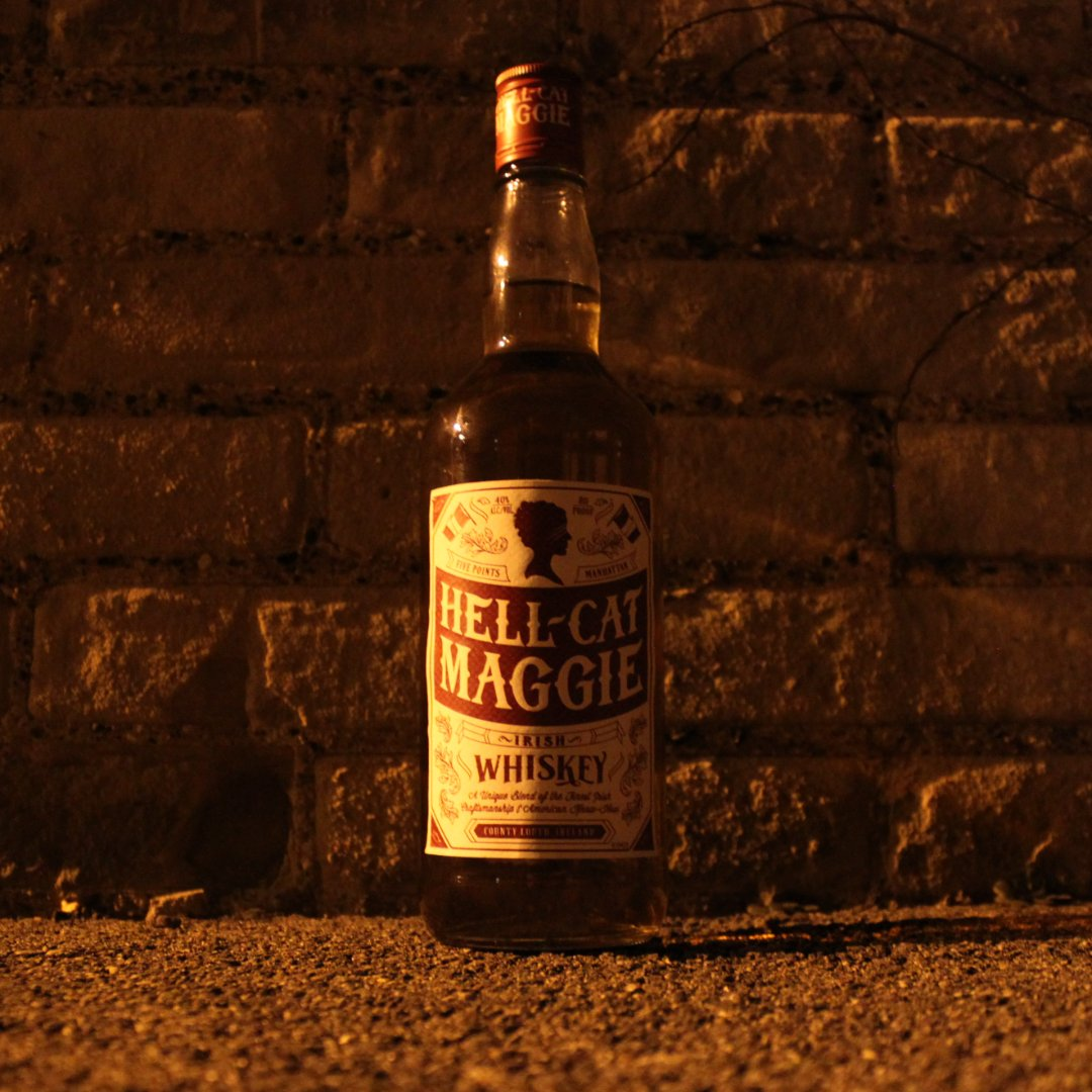 I don't fear the dark. But the dark should fear me. #hellcatmaggie #streetfight #irishwhiskey https://t.co/p8k3yvDXcL