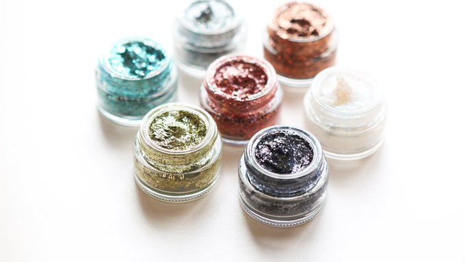 You've Never Seen Glitter Makeup Like This Before makeup beauty