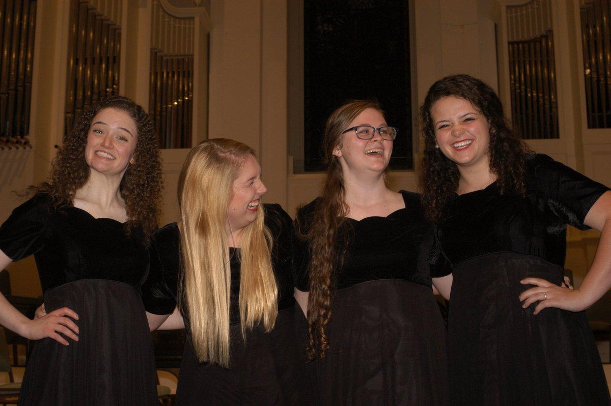 Black dress quartet names
