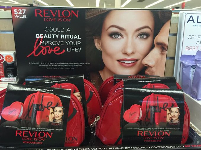 Revlon Love is On Saving Set at Walgreens. makeupaddict beauty style makeup