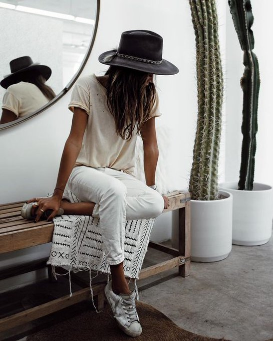 Off-duty at SJ office via Sincerely Jules SincerelyJules ootd