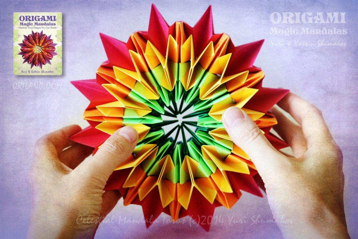 Oriland On Twitter Keep Calm Fold Origami Magic Mandalas