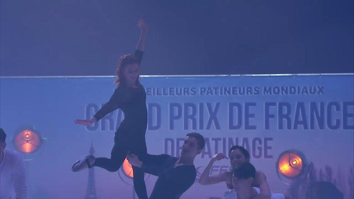 GP - 4 этап. 11 - 13 Nov 2016 Paris France - 2 - Страница 12 CxJ6K0KVEAAewoR