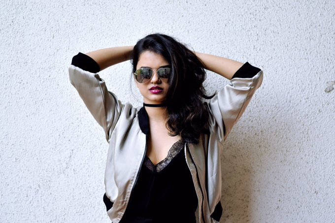 Bomber loving! fashion style fashionblogger ootd indianfashionblogger
