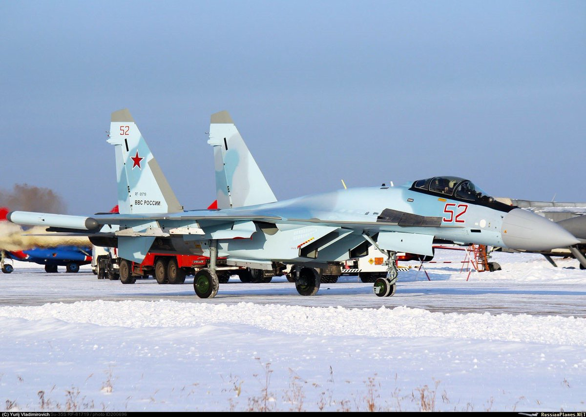 Su-35S: News - Page 22 CxJHjLdXAAETlZE