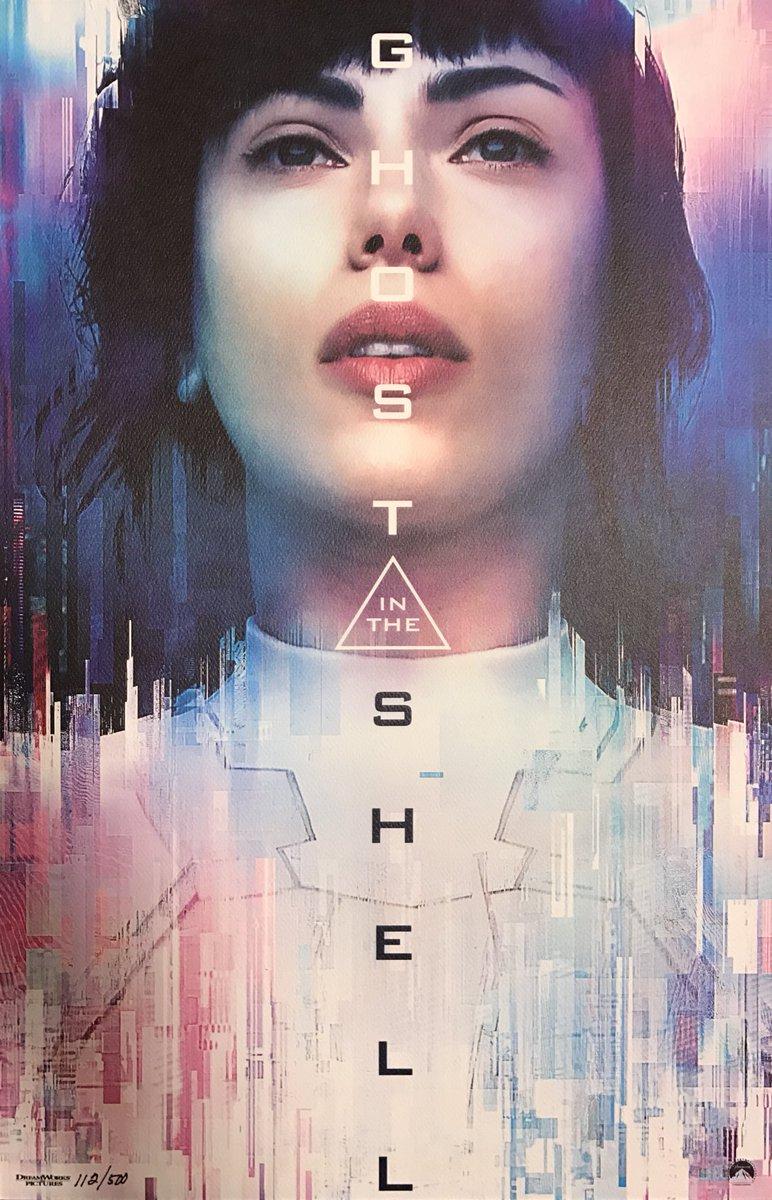 Resultado de imagen para La Vigilante Del Futuro: Ghost In The Shell (2017)