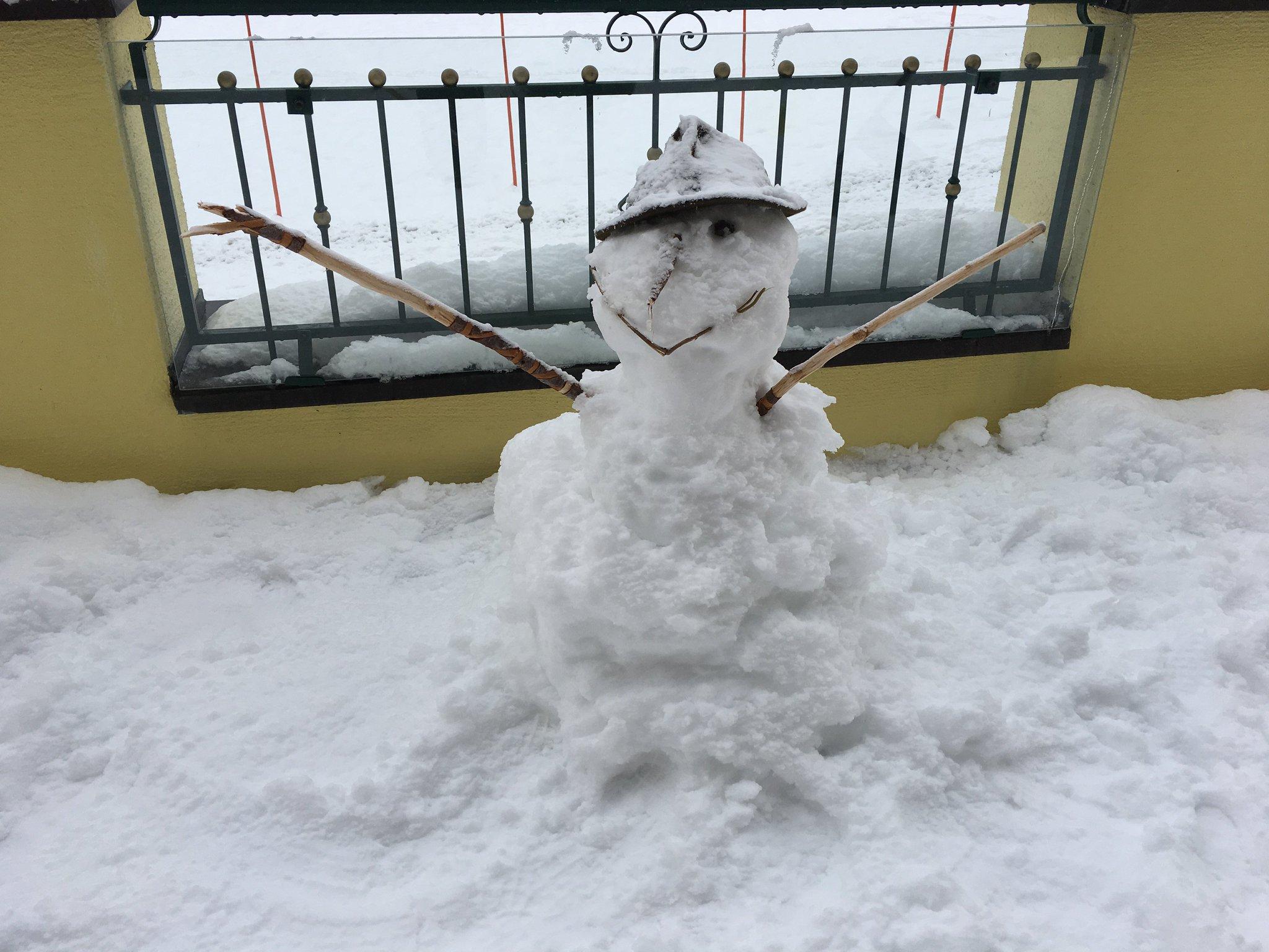 Was für ein herzliches Willkommen in Großarl #meurers #tauernhof https://t.co/I4Up46WNm6