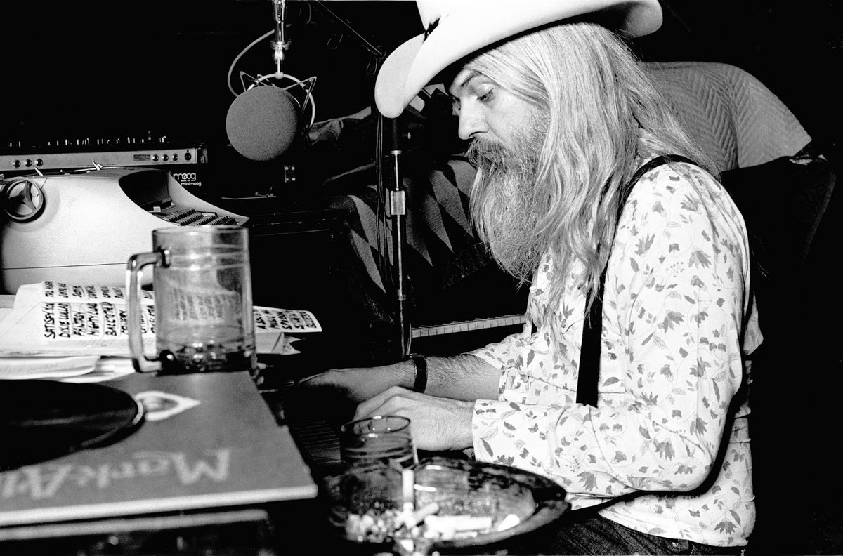 More sad news.  REST IN PEACE, Leon Russell https://t.co/bmuttOx8tb