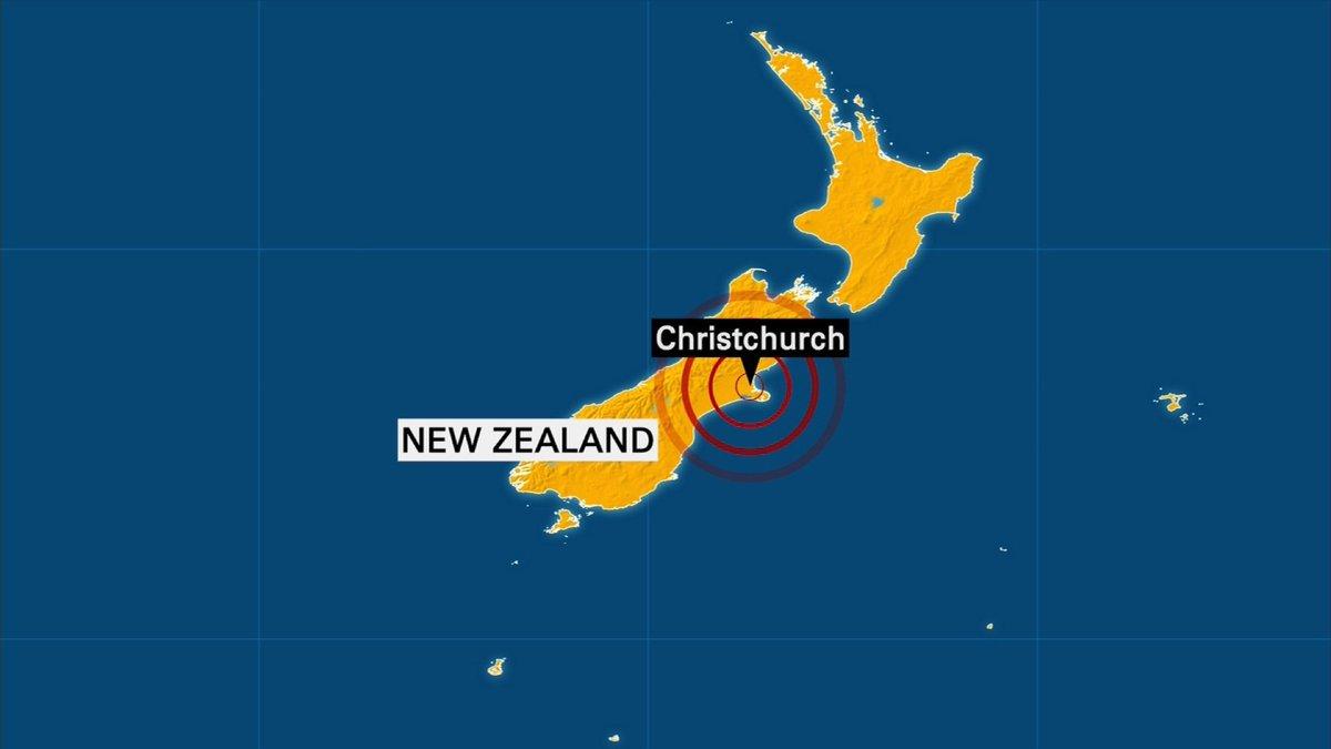 Terremoto Nuova Zelanda M7.8 con Tsunami: le immagini da Christchurch