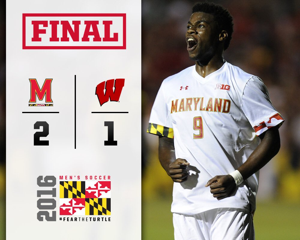 TERPS WIN!!!  Maryland wins a fifth straight tourney championship Sunday! #FearTheTurtle https://t.co/6KmyfkjKMQ