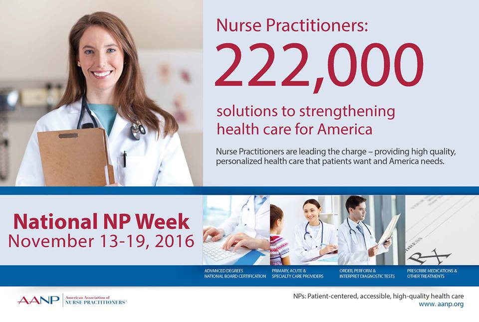 Happy National Nurse Practitioner Week!  https://t.co/Zo05dIk08S #NPWeek https://t.co/7K2rtHE3iY