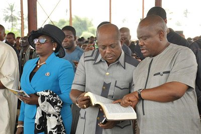 Gov Wike stated that enemies of the state will be disappointed after the rerun elections on December 10, despite their negative plots against the state.