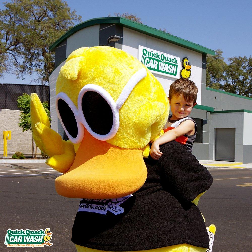 Quick Quack Car Wash (@quickquack)