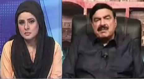10 PM With Nadia Mirza – 13th November 2016 - Sheikh Rasheed Exclusive Interview thumbnail