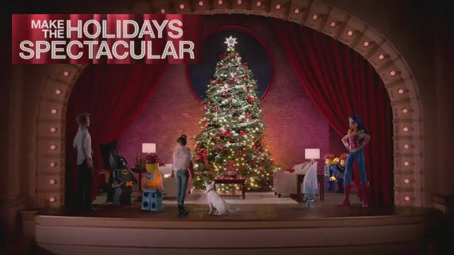 Target Christmas Commercial.Tv Commercial Spots On Twitter Target Tvcommercial
