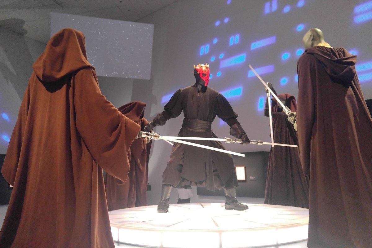 Anica padilla anicapadilla twitter for Star wars museum california