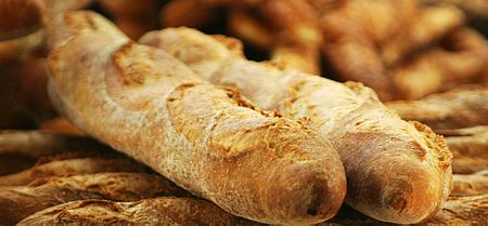 French bread to have with your soup soup ://