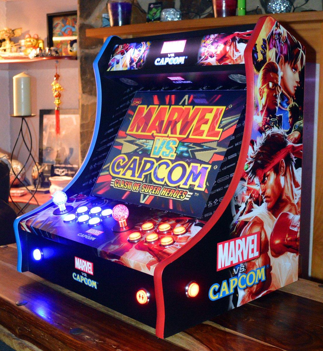 marvel vs capcom arcade machine for sale
