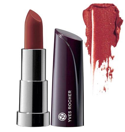 Yves Rocher Moisturizing Cream Lipstick - Rose cannelle cosmetics lipstick