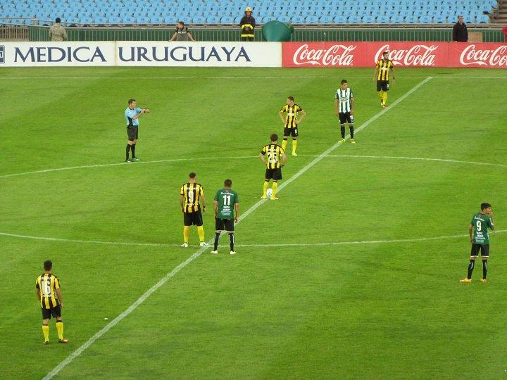 Peñarol 5-2 Racing