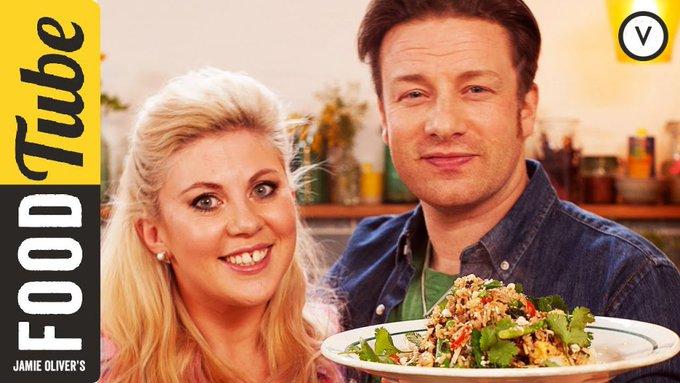 Sprinkle of Glitter & Jamie Oliver   Veg Stir Fried Rice - ://