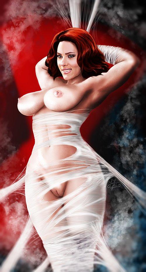 Scarlett pomers boobs