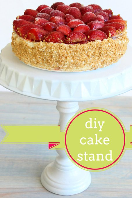 Make your own DIY Cake foodbloggers