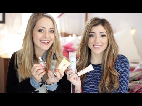 Top 10 Travel Essentials With Fleur De Force! LoveYaAmelia MakeUp Beauty -