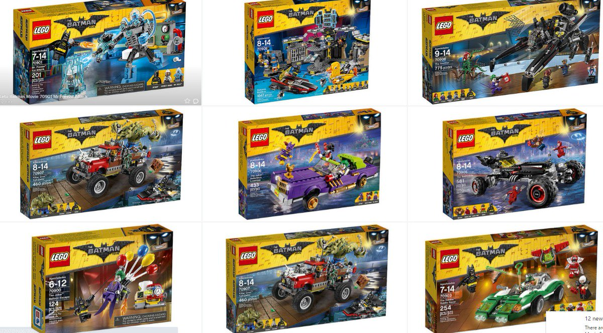 "Minifig Price Guide on Twitter: ""#LEGO #LEGOBatmanMovie # ..."