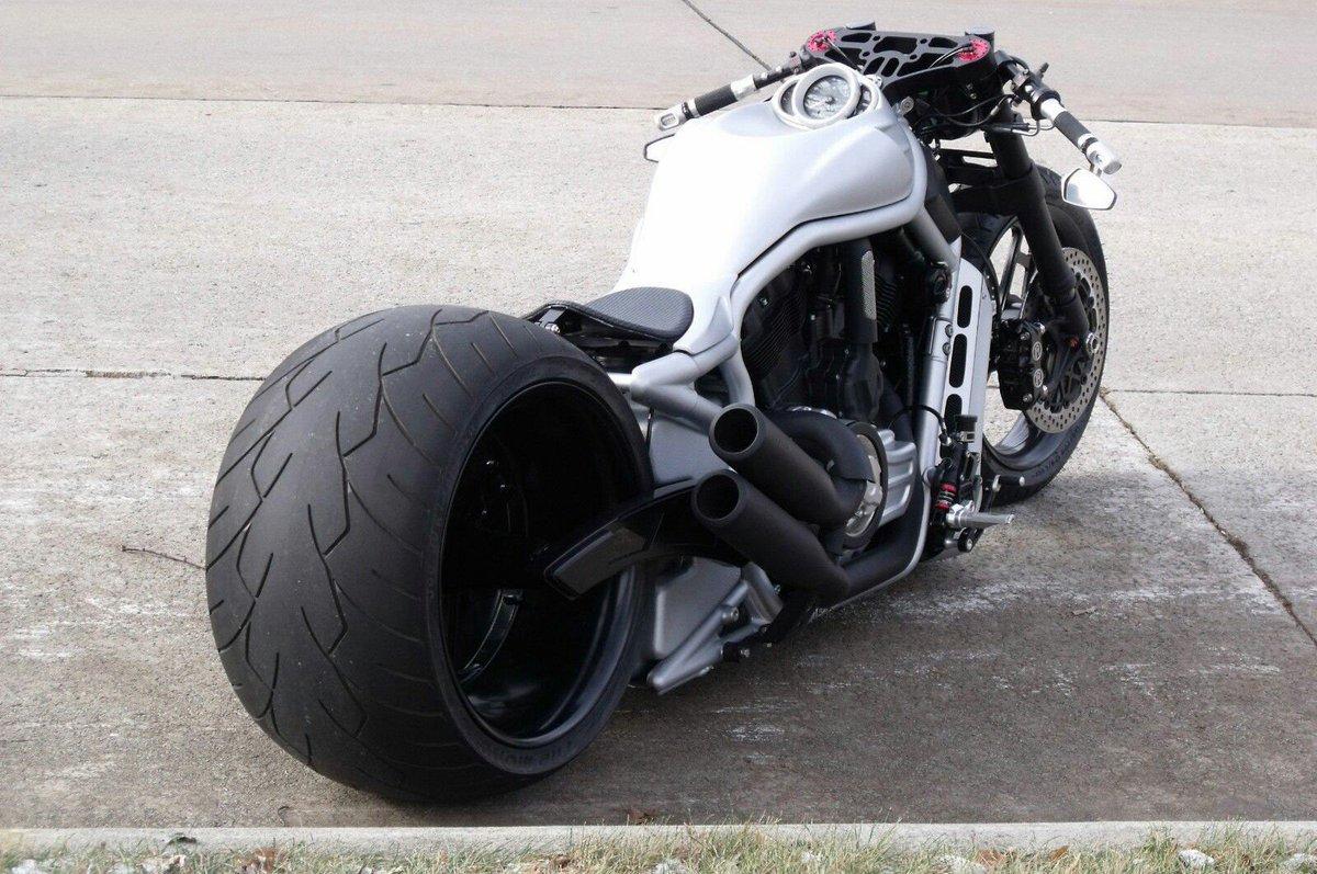Legendary Rides On Twitter Harleydavidson V Rod Custom