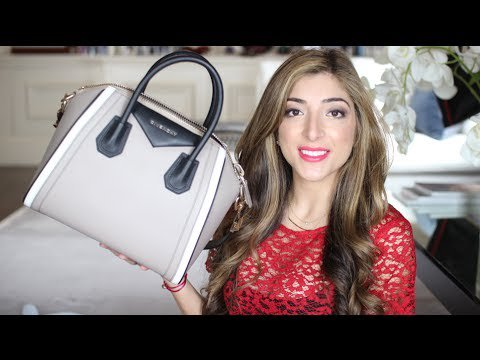 What's In My Bag - Givenchy Antigona | Amelia Liana LoveYaAmelia MakeUp Beauty -